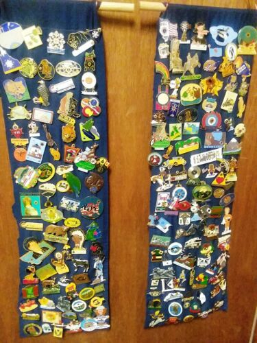 Lot of 175 Lions Club Pins, 70