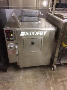 auto fryer ( self filtering)- perfect fryer