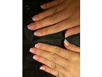 Acrylic/Gel nail enhancements