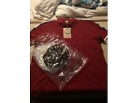Pretty green polo size large brand new unwanted gift