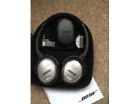 Bose Quiet Comfort 3 Acoustic Noise Cancelling Headphones