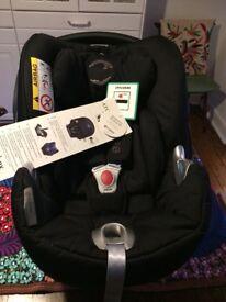 Cybex Platinum Aton Qi car seat. Brand new & unused