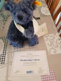 Danbury mint teddy