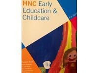 HNC Childcare Books