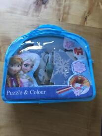 Frozen large piece 1st puzzle - ideal Christmas stocking filler
