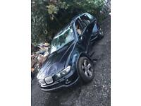 BMW X5 3.0 d Breaking For Spares