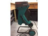 Bosch AXT 2000 HP garden shredder mulcher