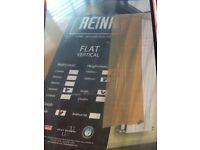Renia Flat Vertical Radiator BNIB