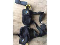 DUI weight harness