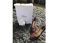 Original Christian Dior stiletto heals