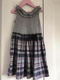 Girls summer dress age 4-5