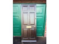 3 x Wooden Doors ( 1 x Front, 2 x Internal)