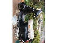 Vespa 125 cc 2005