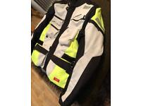 spidi voyager 3 motorcycle jacket size XL