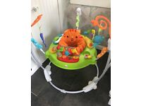 Fisher-Price Roaring Rainforest Jumperoo