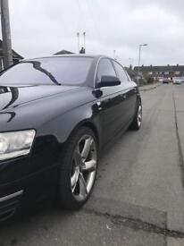Audi A6 3.0 S Line Quattro low mileage 116876