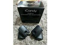 Icandy peach 3 front adapters