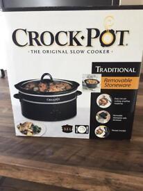 Slow cooker - Crock Pot