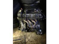 Seat Ibiza Mk4 1.4 engine BKY VW Skoda Audi