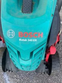 Bosch Lawnmower Rotak 340 ER