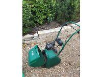 Suffolk punch/Atco 14S lawnmower