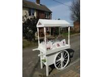 Sweet/candy cart