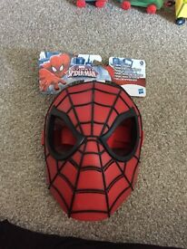 Boys Spider-Man mask