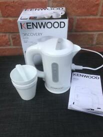 Brand New!! Kenwood Kettle Discovery JKP250 travel