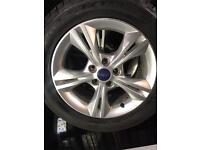 """Ford Focus 16"""" transit connect mondeo ect"""