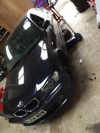 Breaking 2004 BMW 2.0l 4 door saloon all parts available