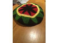 Fancy Dress Jamaican Bob Marley Rastafarian Wigs New With Tags