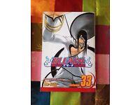 Bleach (manga) vol. 33-34