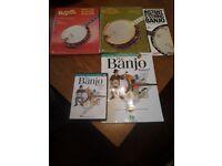 BANJO BOOKS