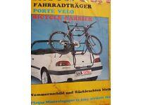 Car bike rack (for 3 bikes)