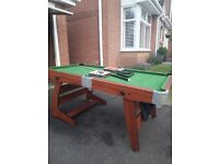 FREE Snooker/Pool table!