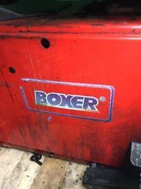 Boxer tyre machine and CEMB C75 balancer