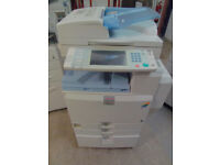 Ricoh colour A3 A4 photocopier printer scanner, scan to email. Ashford Kent