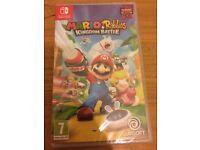 Mario and Rabbids Kingdom Battle - Brand New
