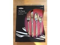 Rayware 16 Piece Stainless Steel Cutlery Set
