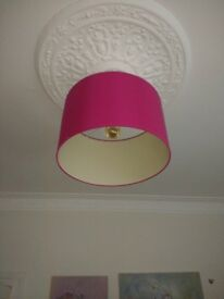 Giant Ceiling lamp shade new Habitat