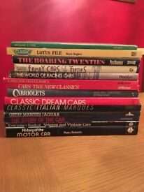 Old Motor Car Books