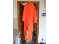 Cold condition suit. Ideal for fishing.