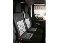 Ford Transit Custom Double Passenger Seat