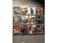 ps3 and xbox 360 bundle of games