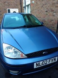 Ford Focus Spares or Repairs