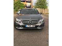 Mercedes E-Class Estate for PCO Hire £200+insurance p/w