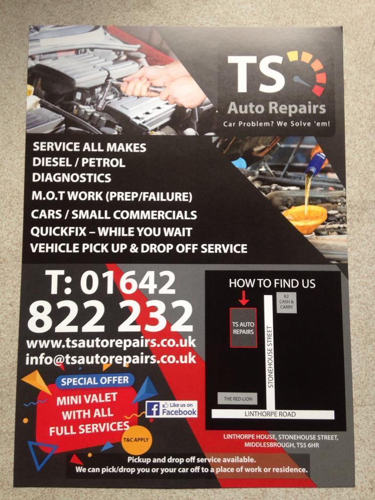 Very cheap car repairs