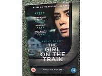 Girl on a train DVD