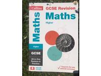 Maths GCSE revision and question book