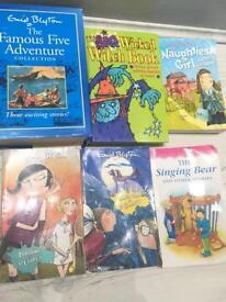 Childrens books Enid blyton